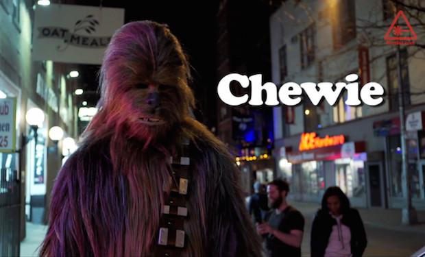 Chewie Louie