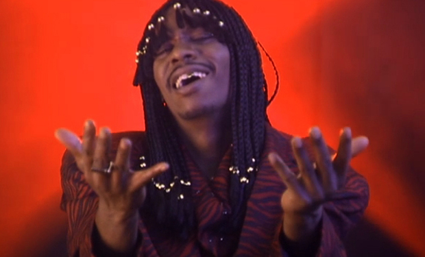 Dave Chappelle Rick James
