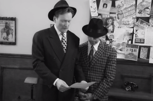 Watch Conan Lose His Cool Trying to Solve a 1940s Detective Case