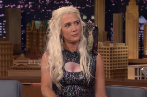 Kristen Wiig As Game of Thrones' Khaleesi Is the Mother of Funny