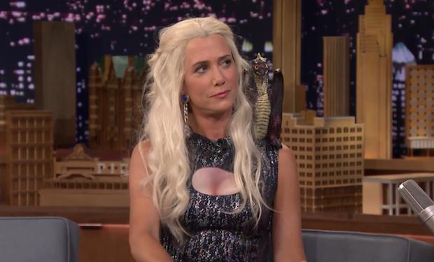 Kristen Wiig – Game of Thrones
