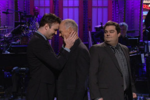 Watch the SNL Cast Make Michael Keaton Play Batman and Beetlejuice