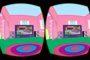 Watch The Simpsons While Lounging on Homer's Couch With This Oculus Rift Hack