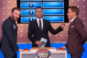 Hulk Answer Good! Watch the Avengers Play Family Feud With Jimmy Kimmel