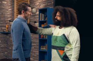 Prepare Yourself to Say Goodbye to Reggie Watts with This Touching Video