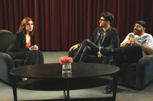Chromeo Gets Some Tres Bien Advice from Vanessa Bayer