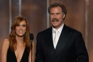 Yes, Will Ferrell and Kristen Wiig Actually Made a Lifetime Movie
