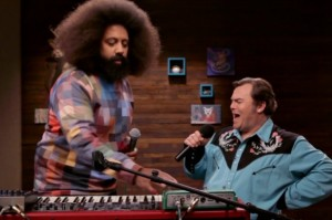Jack Black and Reggie Sing a Catchy Song About Boning