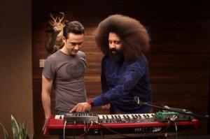 Joseph Gordon-Levitt Tickles the Ivories on Reggie Makes Music