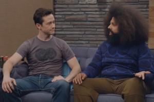 Joseph Gordon-Levitt Makes Reggie an Offer He Can't Refuse