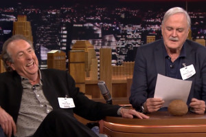 Monty Python Took Over The Tonight Show Last Night