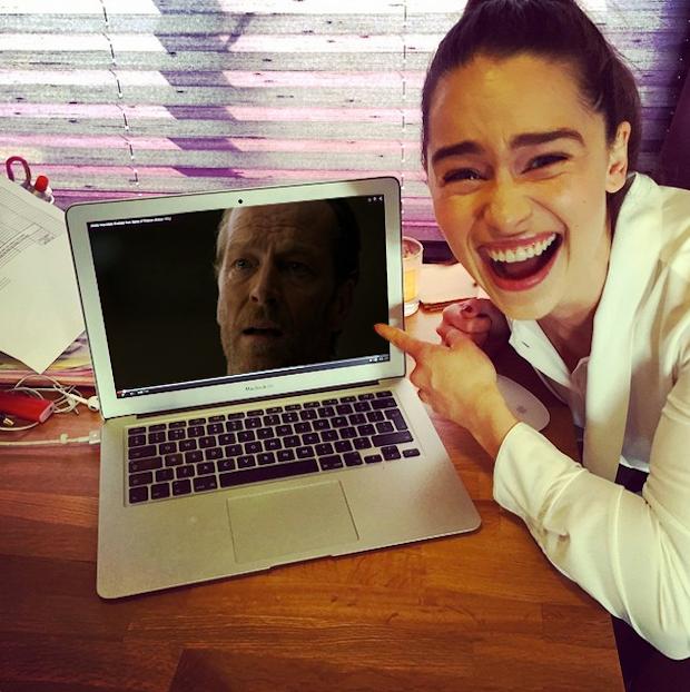 1. Khaleesi - Jorah