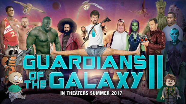 Bang just revealed the epic guardians of the galaxy 2 cast ifc
