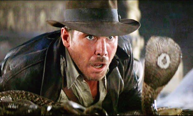 Indiana Jones Snake