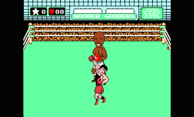 Mayweather Punch-Out