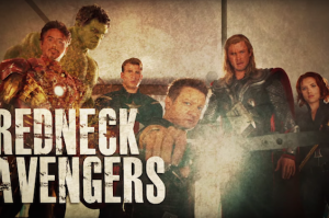 Marvel Superheroes Go Country in Bad Lip-Reading's Redneck Avengers