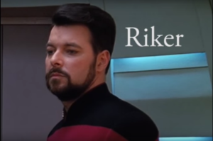 Star Trek's Commander Riker Finally Gets His Own Bizarre Spin-Off