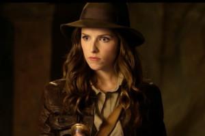 Anna Kendrick As The New Indiana Jones Kicks Misogyny's Ass