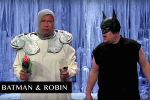 Chill Out and Watch Schwarzenegger Reenact His Iconic Film Roles