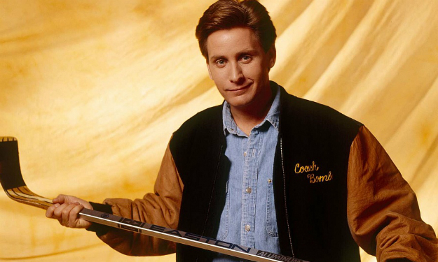 Emilio Estevez Mighty Ducks