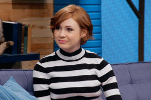 Karen Gillan Spills Guardians of the Galaxy 2 Secrets on Comedy Bang! Bang!