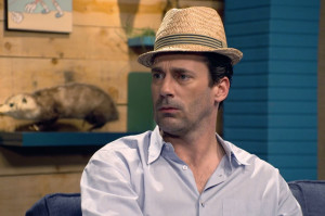 6 Times Mad Men Stars Made Us Laugh on Comedy Bang! Bang!