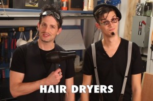 """Find Out the Dark Truth About Hair Dryers in """"How Sh*t Works"""""""