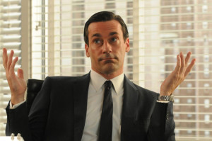 A Look Back at the Funniest Moments on Mad Men