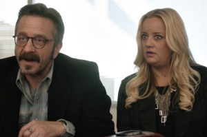 Marc Maron Has Noticed Something Weird About Hollywood Agencies