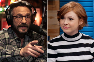 This Week: Marc Maron Hosts His Ex, CBB Hosts Karen Gillan