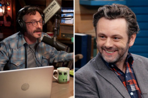 This Week: Maron Returns and Michael Sheen Visits CBB