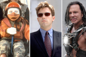 The Worst Marvel Comics Movies Ranked from Awful to Horrendous