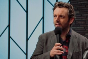 Michael Sheen Sings a Beautiful Song About Blade Runner