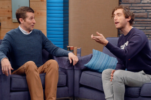 Thomas Middleditch Is an Accent Expert in This CBB Clip