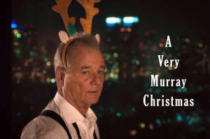 Seasons Greetings: A Very Murray Christmas Trailer is Here