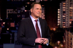 Norm MacDonald Gave Letterman the Perfect Send Off