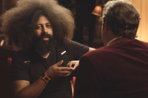 Reggie Watts and Paul F. Tompkins Share Drinks and Laughs on Speakeasy