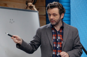 Let Michael Sheen Show You How to Master Sex