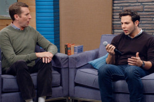 Skylar Astin Is Pitch Perfect on This Week's Comedy Bang! Bang!