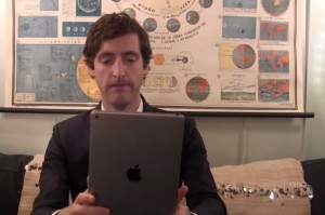 Watch Thomas Middleditch Play Goat Simulator and Other Weird Apps