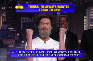 Watch a Whole Bunch of Celebs Present Letterman's Final Top 10 List