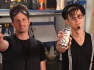 Julian and Steve explain how energy drinks work!