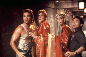The Rock to Board the Porkchop Express for Big Trouble In Little China Remake
