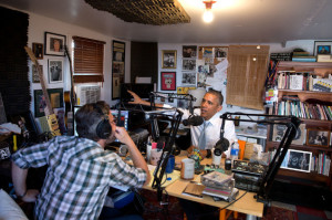 10 Things We Learned About Obama from His WTF Interview With Marc Maron