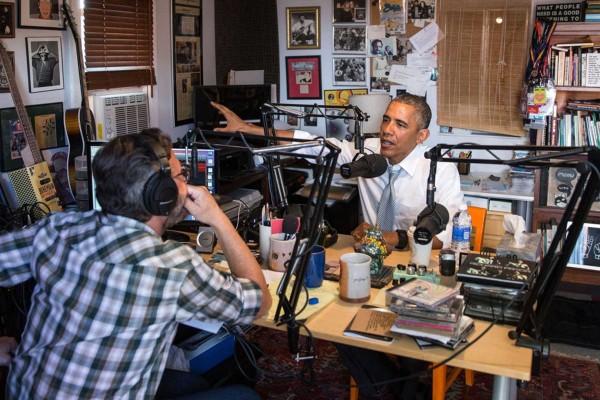 Obama-with-Marc-Maron