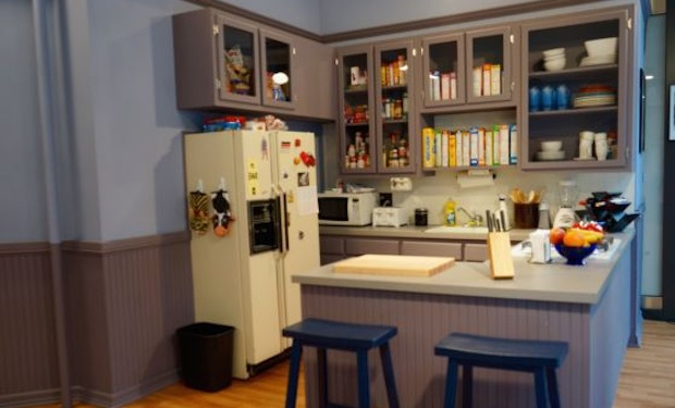 Seinfeld Apartment
