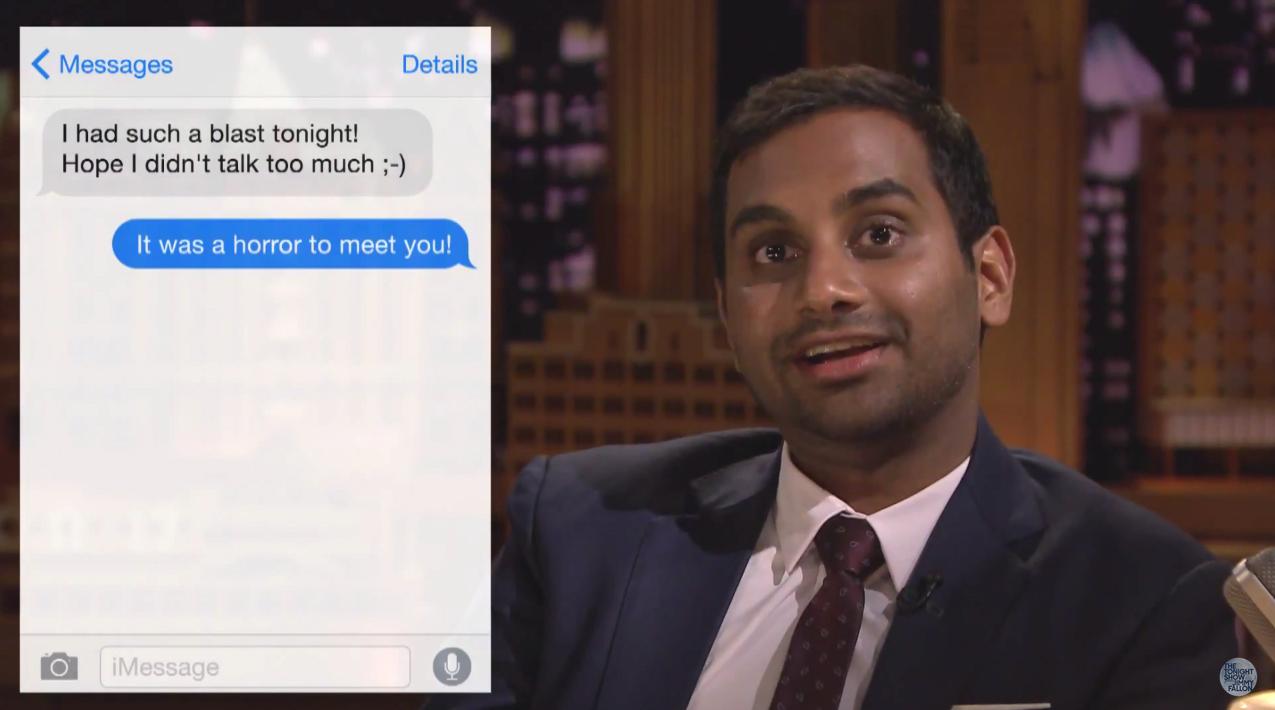 Aziz online dating