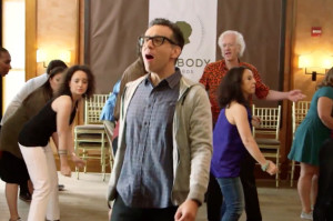 Fred Armisen Made Serious Journalists Twerk For Their Peabodys