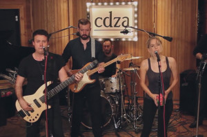 Watch CDZA Perform the History of Comedy Music