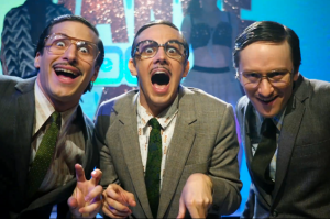 The Lonely Island Movie Is Only a Year Away
